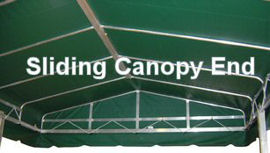Pier Pleasure Canopies