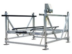 Pier Pleasure Vertical Boat Lift Model: AL70120V